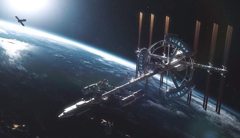 Россия соорудит орбитальный космодром возле Земли