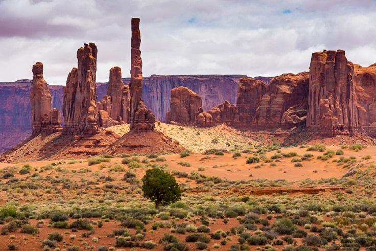 История о золотом каньоне