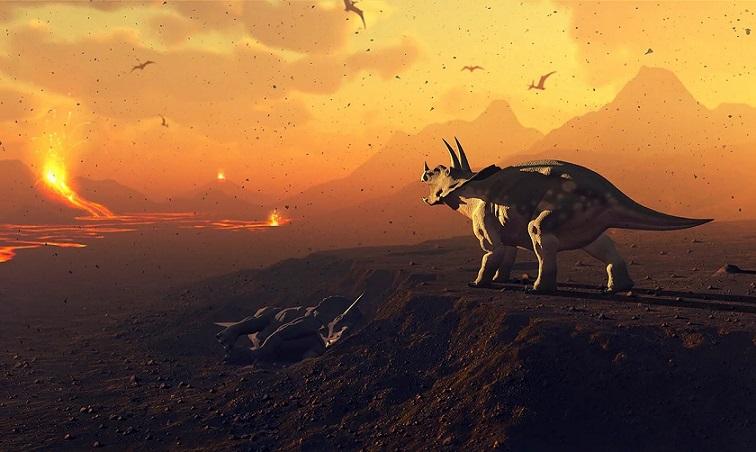 Это началось до падения астероида: истинная причина гибели динозавров