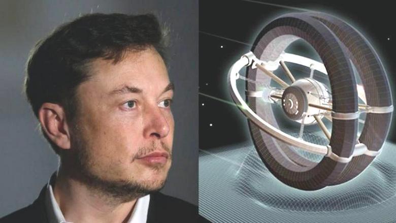 Илон Маск может стать отцом варп-драйва, считает известный астрофизик
