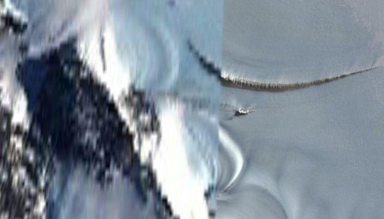 Секретная база ледового материка и загадочные облака Антарктики