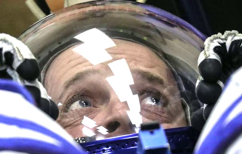 Члены экипажа МКС теряют зрение: причины пока не ясны